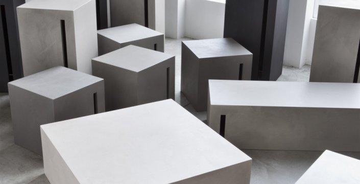 betonowe meble w dowolnym kształcie