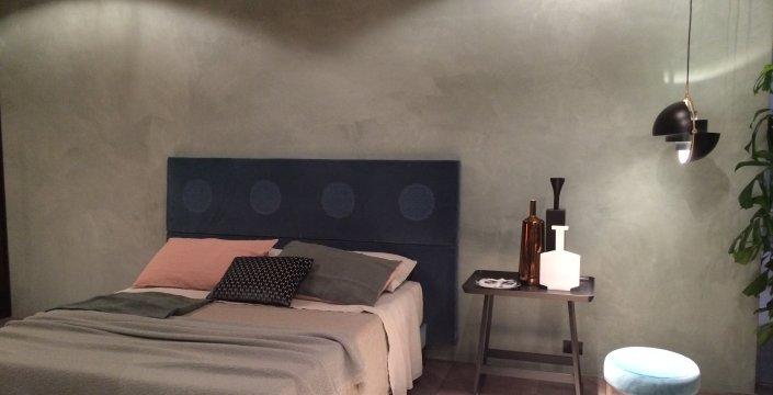 ściana pokryta betonem dekoracyjnym HD Surface